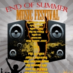 End of Summer Music Festival at Dave & Buster's Dockside