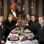 The Slackwater News- Halloween Release and Party in Lancaster