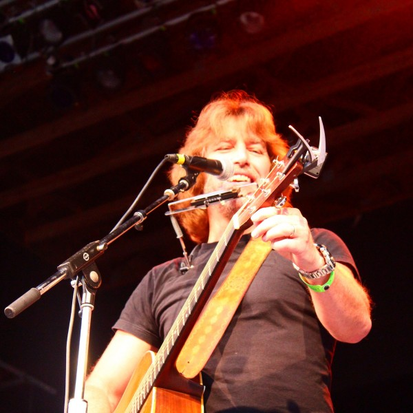John Flynn (all photos by Alyse Horn)