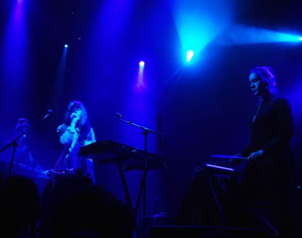 Psychic Twins (photos by Holli Stephens)