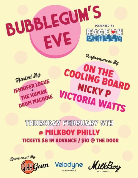 Bubblegum Show (1)