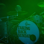 Taking Back Sunday at the Electric Factory, 3/21