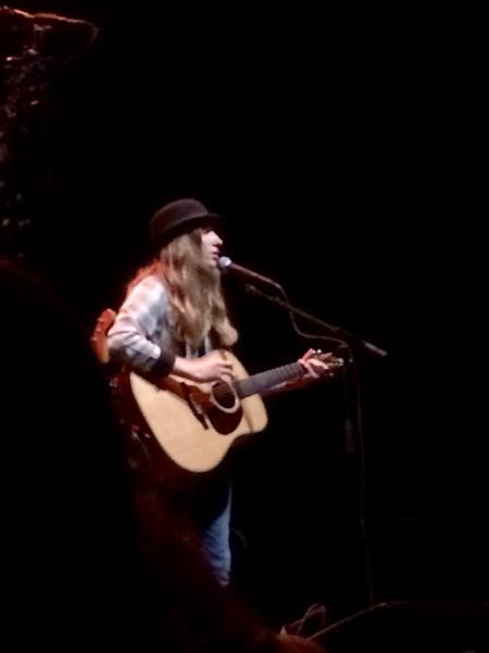 Sawyer Fredericks (all photos by Lauren Rosier)